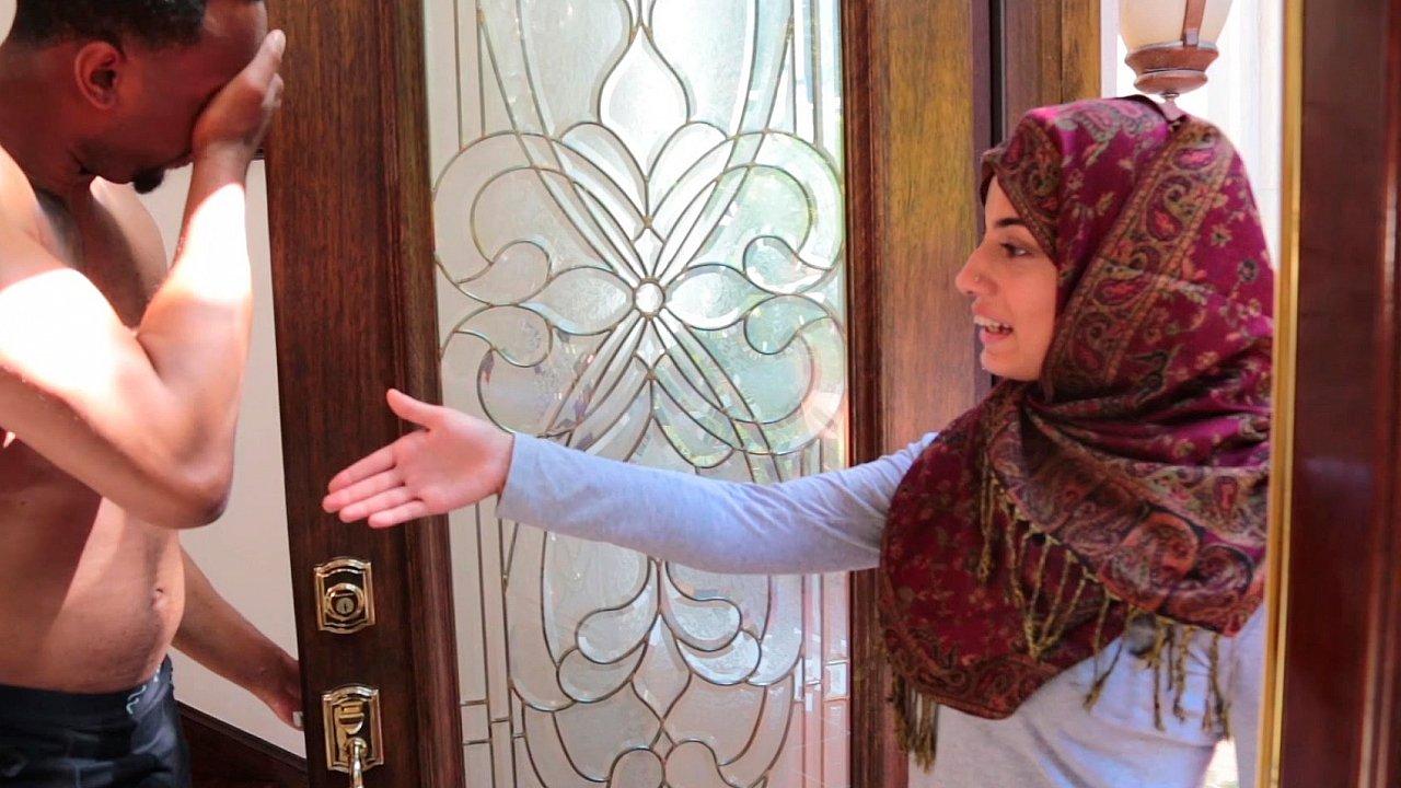 Порнуха с арабкой