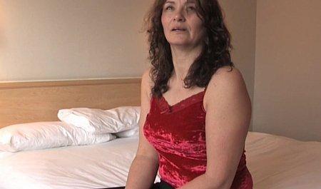 Домашнее видео секса со зрелой красивой матюркой