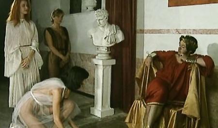 Римская оргия в винтажном стиле