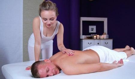 Милашка массажистка видео — photo 14
