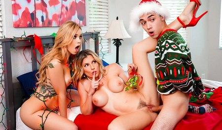 Порно Секс На Кухне С Мамашей