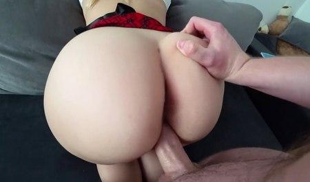 Домашнее порно чулках секс на работе онлайн