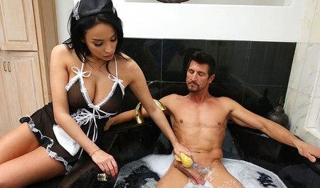 Русское порно в ванне смотреть онлайн