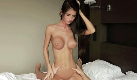 Чуть кровать не сломали анал порно видео девушка