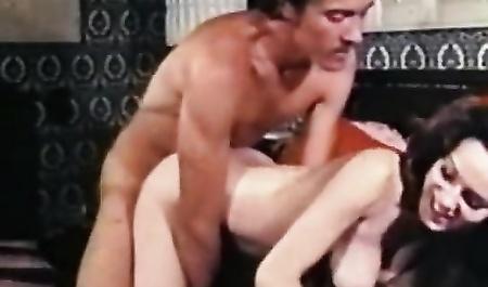Винтажный анальный секс