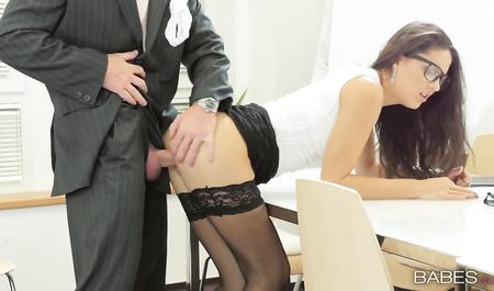 Секс с секретаршей жестко — photo 11