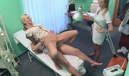 Секс-терапия для пациента с большим пенисом